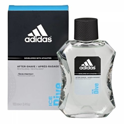 Adidas Adidas After Shave Ice Dive Blauw - 100 Ml