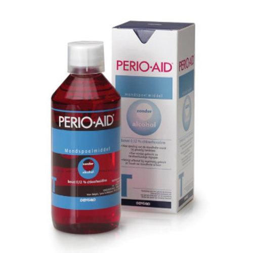 Perio-Aid Perio-Aid Mondspoelmiddel 0.1 - 500 Ml