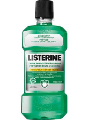 Listerine Listerine Mondwater Tand-Tandsteen - 500 Ml