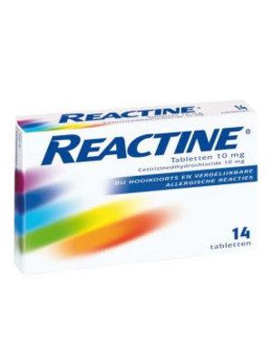 Reactine Reactine Anti-Histaminicum 10 Mg - 14 Tabletten