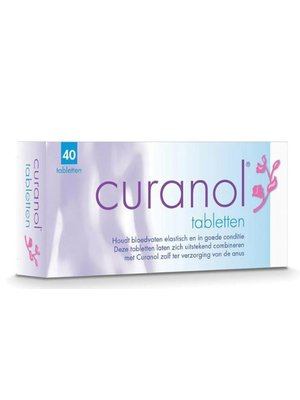 Curanol Curanol - 40 Tabletten