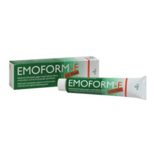 Emoform Tandpasta Fluor - 85 Ml