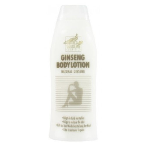 Goldline Goldline Gingseng Bodylotion - 500 Ml