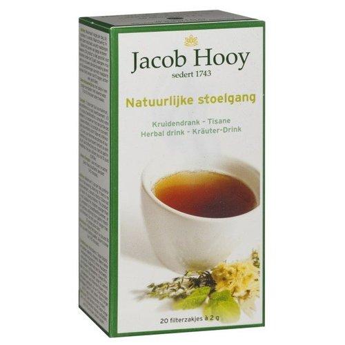 Jacob Hooy Jacob Hooy Thee Natuurlijke Stoelgang - 20 Zakjes