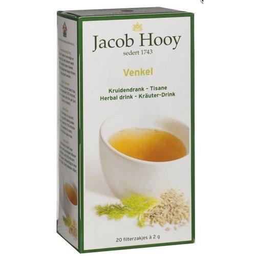 Jacob Hooy Jacob Hooy Thee Venkel Builtjes - 20 Zakjes