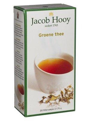 Jacob Hooy Jacob Hooy Groene Thee Builtjes - 20 Zakjes
