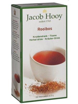 Jacob Hooy Jacob Hooy Thee Rooibos Builtjes - 20 Zakjes