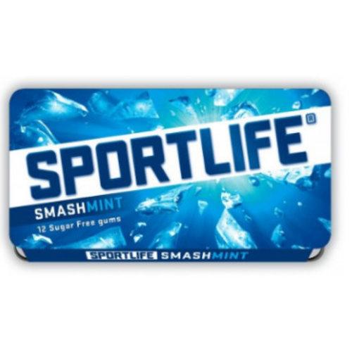 Sportlife SPORTLIFE SMASHMINT BLAUW - 1 STUKS