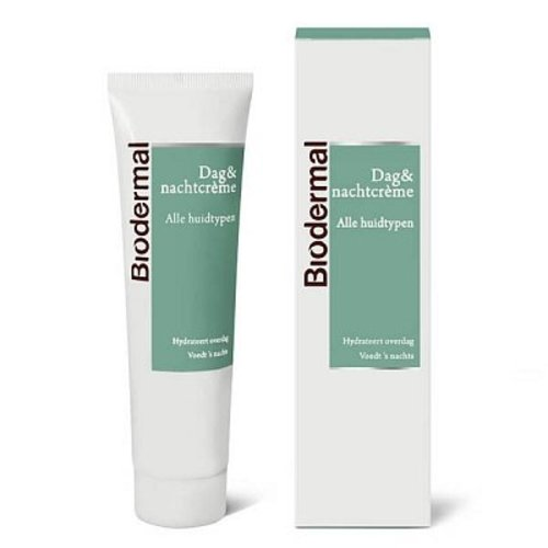 Biodermal Biodermal Dag En Nachtcreme Tube - 100 Ml