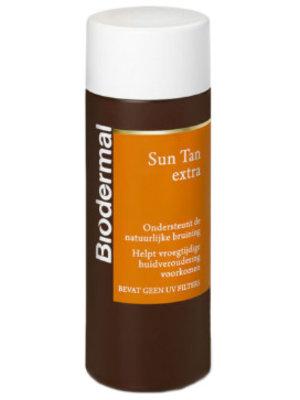 Biodermal Biodermal Sun Tan Extra - 200 Ml