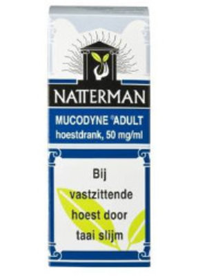 Natterman Natterman Mucodyne Adult - 200 Ml