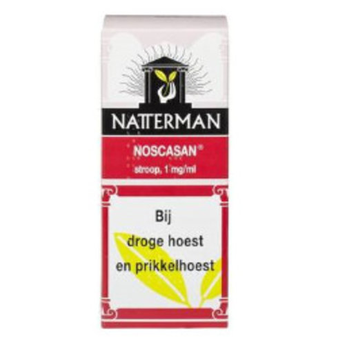 Natterman Natterman Noscasan Frambozen - 150 Ml