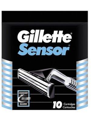 Gillette Gillette Sensor - 10 Stuks