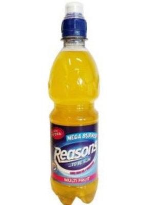 Reasons Reasons Multifruit 0.5 Liter
