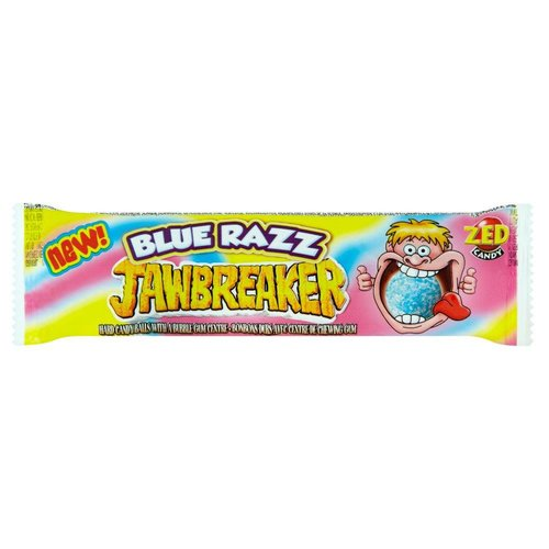 Jawbreaker JAWBREAKER BLUE RAZZ - 5 PACK