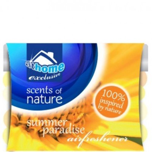 At Home At Home Scents Of Nature Geur Kralen Summer Paradise - 1 Stuks