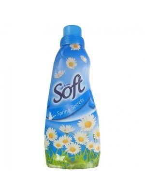 At Home At Home Soft Wasverzachter Spring Secrets - 750ml