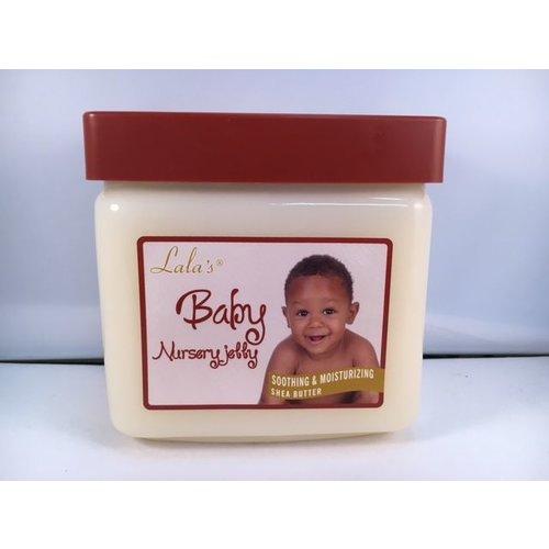 Lala's Lala's Baby Vaseline Shea Butter - 368 Gram