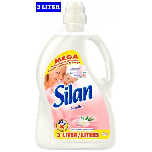 Silan Silan Wasverzachter Sensitive 40 Wasbeurten - 3 Liter