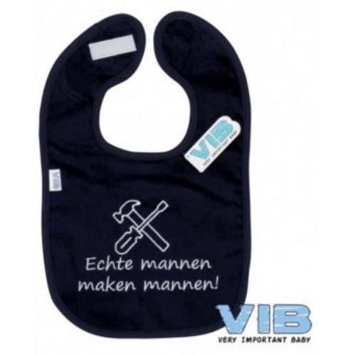 Vib Vib Baby Slabber Echte Mannen Maken Mannen - 1 Stuks