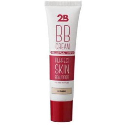 2b 2B PERFECT SKIN BEAUTIFIER 02 SAND BB CREAM - 1 STUKS