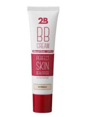 2b 2B PERFECT SKIN BEAUTIFIER 03 PEACH BB CREAM - 1 STUKS