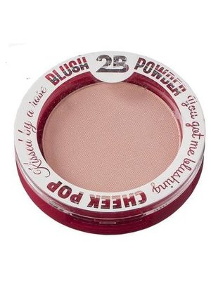 2b 2B BLUSH POWDER CHEEK POP 1- 1 STUKS