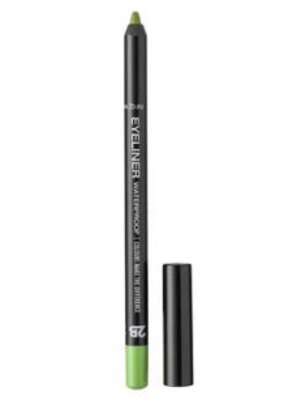 2b 2B EYELINER PENCIL WATERPROOF 05 GREEN - 1 STUKS