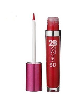 2b 2B LIPGLOSS 3D GROSSEILE 04 - 1 STUKS