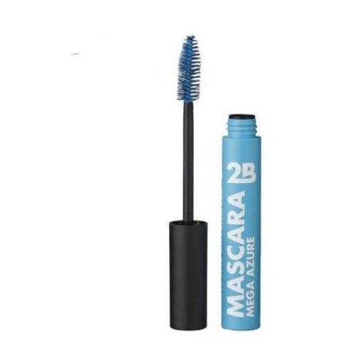 2b 2B MASCARA COLORS MAKE THE DIFFERENCE 03 BLUE - 1 STUKS