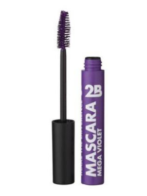 2b 2B MASCARA COLORS MAKE THE DIFFERENCE VIOLET 06 - 1 STUKS