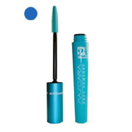 2b 2B MASCARA AQUA COMFORT 4 BLUE SHINE - 1 STUKS