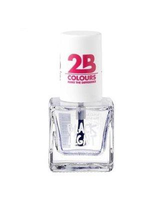2b 2B NAGELLAK MEGA COLOURS 622 BLACKLIGHT - 1 STUKS