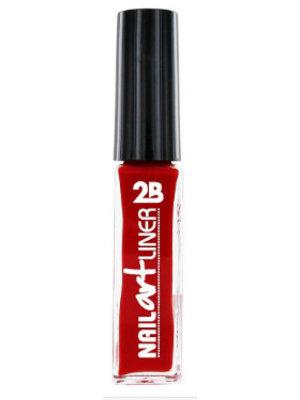 2b 2B NAIL ART LINER RED 10 - 1 STUKS