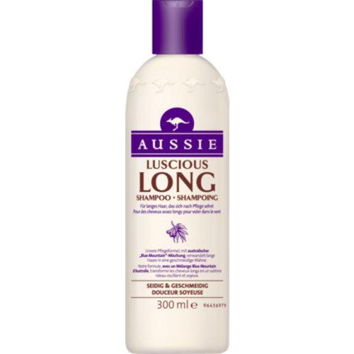 Aussie Aussie Shampoo Luscious Long - 300ml