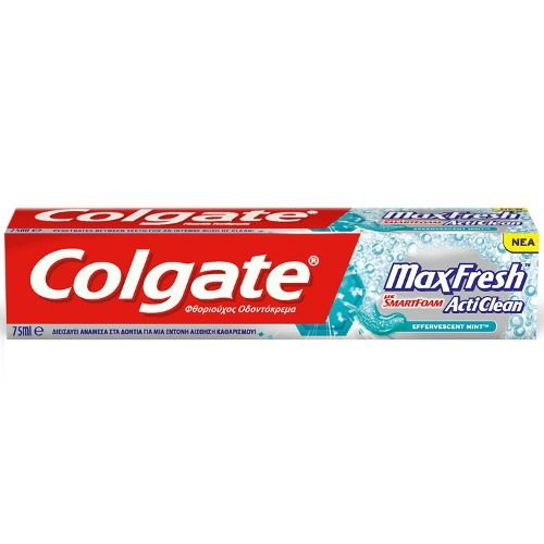 Colgate Colgate Tandpasta Max Fresh Acticlean - 75 Ml