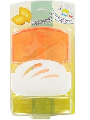 Nicols Nicols Fresh Air Toiletblok Lemon + Navul - 1 Stuks