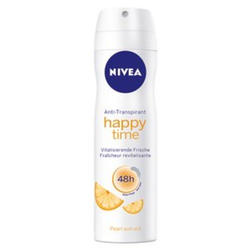 Nivea Nivea Deo Spray Happy Time - 150 Ml