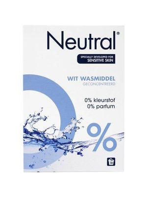 Neutral Neutral waspoeder Wit 12 Wasbeurten - 576g