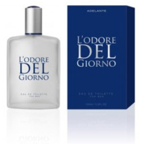 Adelante ADELANTE L'ODORE DEL GIORNO FOR MEN EDT SPRAY - 100 ML