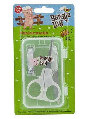 Bargje Bargje Big Manicure Set - 1 Stuks