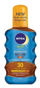 Image of Nivea Nivea Sun Protect&Bronze Oil Spf 30-200ml