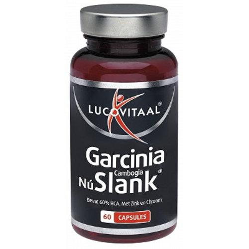 LUCOVITAAL Lucovitaal Garcinia Nu Slank - 60 Tabletten