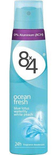 Image of 8x4 8x4 Deospray Ocean Fresh - 150ml