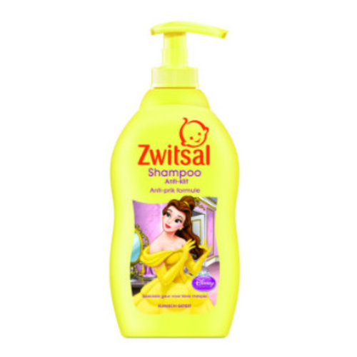 Zwitsal Zwitsal Shampoo Anti Klit Girl Pomp - 400ml