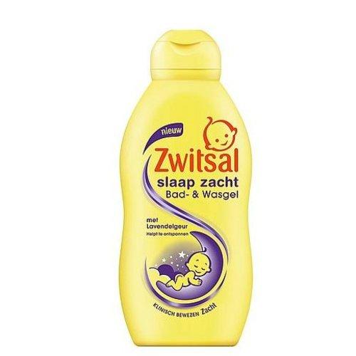 Zwitsal Zwitsal Bad&Wasgel Lavendel - 200ml