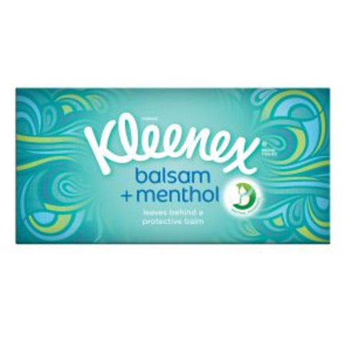 Kleenex Kleenex Tissues Balsam Menthol - 72 Stuks