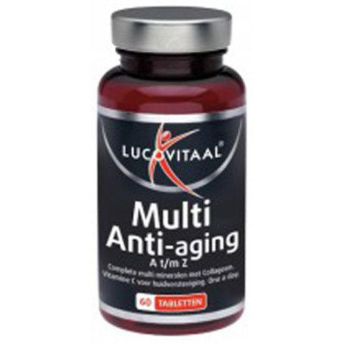 LUCOVITAAL Lucovitaal Multi Anti-Aging A-Z - 60 Stuks