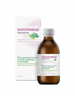 Bronchostop Bronchostop Hoestdrank - 200 Ml