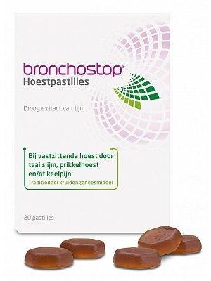 Bronchostop Bronchostop Hoestpastilles - 20 Stuks